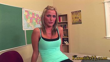 Kumalott   Horny Cougar Teacher Having Bad Idea With Boy Student
